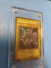 YU-GI-OH Red-Eyes Black Dragon - Secret Rare LIMITED EDITION BPT-005