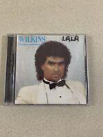 Wilkins Una Buena Cancion De Amor Rare Latin Spanish Cd Puerto Rico