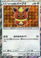 Pokemon Card -Flareon Poncho Eevee- 139/SM-P PROMO Japanese Japan Unused