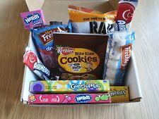 American Snack & Sweets Gift Box! -Nerds, Mrs Freshley's doughnuts
