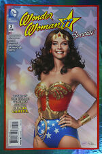Wonder Woman '77 Special #2 Dc Comic Lynda Carter Tv Show Poster 24X36 New Ww#2