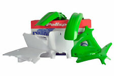Polisport OEM Color 5-Piece Replica Plastic Kit for Kawasaki