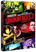 NEW Smokin Aces 2: Assassins Ball DVD 2010 Rated/Unrated) SMOKING PART TWO MOVIE