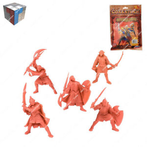 Tehnolog High Elves 2 Sets Of 5 Pieces 50 mm Scale Fantasy Battle No Painted