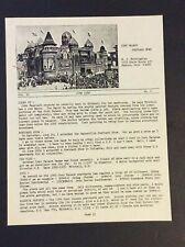 CORN PALACE POSTCARD NEWS Vo. 2 No. 6  Wendell C. Morningstar SOUTH DAKOTA