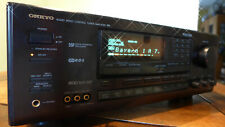 ONKYO TX-SV 636 DSP Audio Video Control Tuner