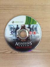 Assassins Creed: la Hermandad para Xbox 360 * disco solamente *