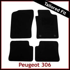 Custom Tailored Fit Tappetini Auto PEUGEOT 306 1993-2001