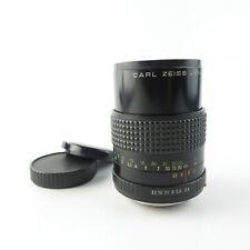Für Praktica B PB Carl Zeiss Jena Prakticar 3.5/135 MC Objektiv lens + caps