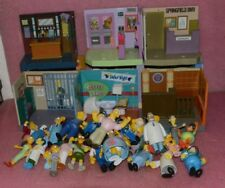 The Simpsons Huge Toy Lot Collection.
