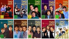 Two and a half Men die komplette Staffel 1 - 10 (DVD) 10 Boxen  NEU OVP