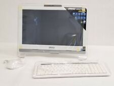 New MSI Wind Top AE1900 All-In-One PC Windows Vista Home Basic 2G RAM MS-6638