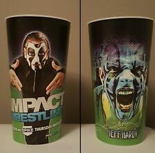 2 Jeff Hardy NEW Souvenir Collectors Cup TNA WWE NXT Impact Wrestling ROH Cups