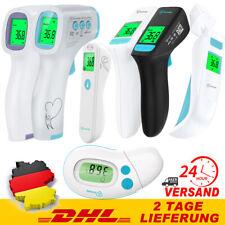 Infrarot Fieberthermometer Ohr Oberflächenmessgerät Kontaktlos Babys Erwachsene