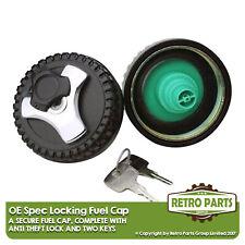 Locking Fuel Cap For Alfa Romeo Alfa Van 32 To 1983 OE Fit