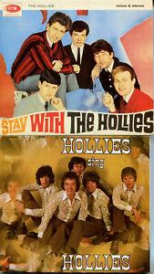 "HOLLIES ""Stay with... 1964 + Sings Hollies 1969"" 2CD, Neu!"