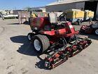 toro Groundmaster 6500-D ..Diesel.reel mower...