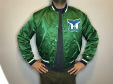 Amazing Vintage Hartford Whalers Starter Jacket NHL Hockey Carolina Hurricanes