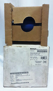"Brady 115794 GlobalMark B595 Tapes 4"" x 100' 76560 Blue Vinyl Film Free shpng"
