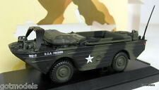 VICTORIA 1/43 SCALE - R033 JEEP GPA AMPHIBIAN US ARMY DIECAST MODEL CAR