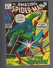 Amazing Spiderman #93 1st App Aurther Stacy