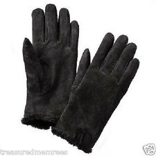 ISO Isotoner Ladies Microsuede Gloves ~ Size XL ~ Black ~ NWT MSRP $38.00