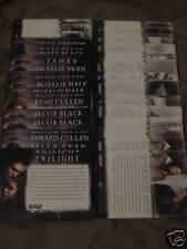 Topps Twilight Master Set 89 trading cards D AL IP