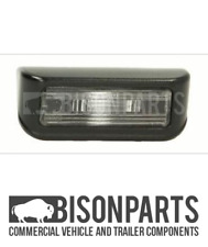 *FITS FIAT SCUDO (2007 - 2017) REAR NUMBER PLATE LAMP CIT139