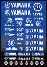 NEW FX 2015 MOTO UNIVERSAL OEM STICKER KITS YAMAHA 10-68230 466755 FACTORY EFFEX