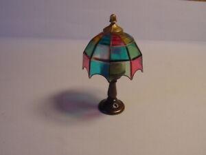 Tiffanylampe  8