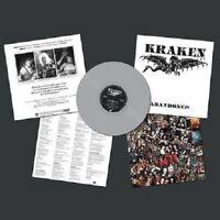 KRAKEN - ABANDONED (SILVER VINYL)   VINYL LP NEW+