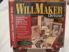 Will Maker Deluxe Ver 8.1 Protect  Children,Family, and Loved ones by NOLO 2001