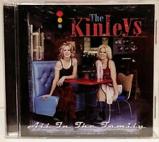THE KINLEYS :  ALL IN THE FAMILY  (CD)  NICE !
