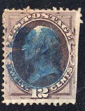 US Sc# 151 USED  Blue Cancel CV$ 225.00