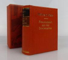 Minibuch: Freundschaft mit der Sowjetunion Wilhelm Pieck bu0238