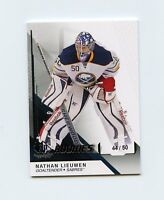 14/15 SP GAME-USED SPGU ROOKIE RC #185 NATHAN LIEUWEN 44/50 SABRES