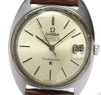 OMEGA Constellation Date Antique cal.564 Silver Dial AT Men's Watch_548292