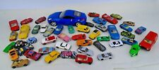 Job Lot of Die-cast Metal and Plastic Cars and Vans