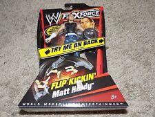 2010 Mattel WWE Flexforce Matt Hardy Commemorative Belt Action Figure