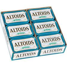 Altoids, Wintergreen, Mints 1.76 oz, 24 ct Tins
