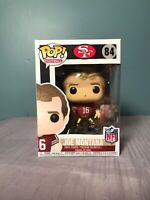 JOE MONTANA #84 Funko Pop! Football San Francisco 49ers