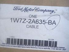 Ford 1W7Z2A635BA Brake Cable/Parking Brake Cable OEM