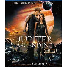 Jupiter Ascending (2015) 3D Blu-ray