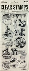 STAMPABILITIES CLEAR STAMPS ~SAIL AWAY CODE 1828102