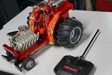 RADIO SHACK Tractor pull JACKHAMMER TURBO RC RADIO CONTROL TRUCK 60-4294
