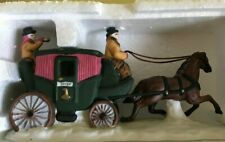 Dept 56 Heritage Village Accessories Horse With Coach 6590-0