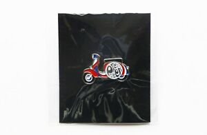 PRETTY GREEN RARE SCOOTER  BADGE **NEW & SEALED**