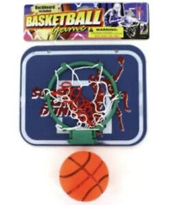 Slam Jam Over The Door Mini Basketball Hoop