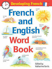 , French and English Word Book (Developing French), Very Good Book