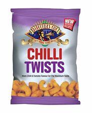 Directors Cut Chilli Twists Crisps 24 x 40g * FULL BOX * BULK BUY